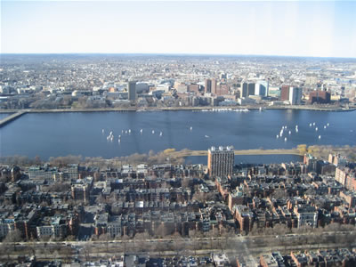 Prudential Center Boston. from The Prudential Center